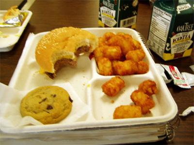good school lunch